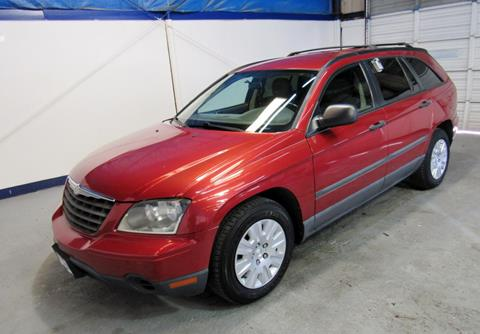 2006 Chrysler Pacifica for sale in Dallas, TX