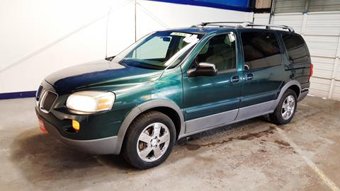 2005 Pontiac Montana SV6 for sale in Dallas, TX