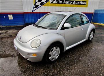 2000 Volkswagen New Beetle for sale in Dallas, TX