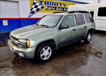 2004 Chevrolet TrailBlazer EXT for sale in Dallas, TX