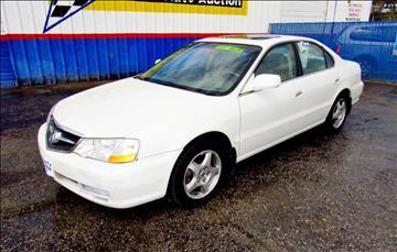 2002 Acura TL for sale in Dallas, TX