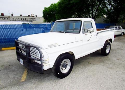 1967 Ford F-250 for sale in Dallas, TX