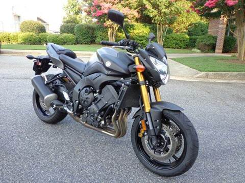 2012 Yamaha FZ8 for sale at M & A Motors LLC in Marietta GA