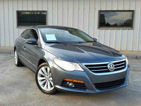 2010 Volkswagen CC for sale at M & A Motors LLC in Marietta GA