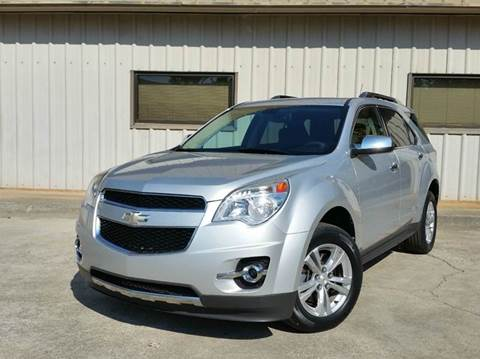 2010 Chevrolet Equinox for sale at M & A Motors LLC in Marietta GA