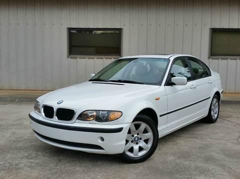 2004 BMW 3 Series for sale at M & A Motors LLC in Marietta GA