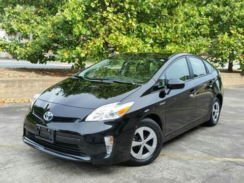 2014 Toyota Prius for sale at M & A Motors LLC in Marietta GA