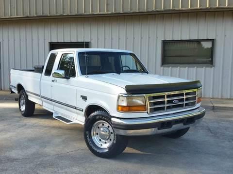 1997 Ford F-250 for sale at M & A Motors LLC in Marietta GA