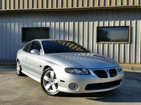 2004 Pontiac GTO for sale at M & A Motors LLC in Marietta GA