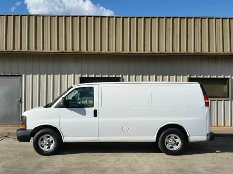 2008 Chevrolet Express Cargo for sale at M & A Motors LLC in Marietta GA