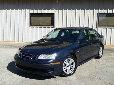 2007 Saab 9-3 for sale at M & A Motors LLC in Marietta GA