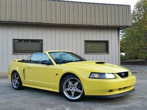 2003 Ford Mustang for sale at M & A Motors LLC in Marietta GA
