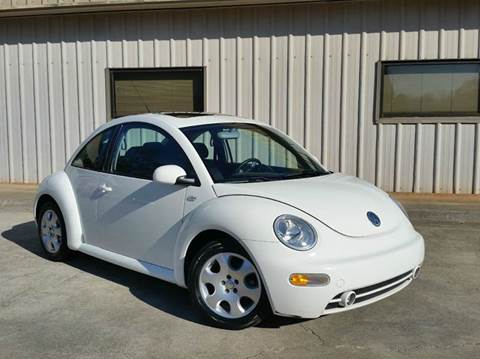 2003 Volkswagen New Beetle for sale at M & A Motors LLC in Marietta GA