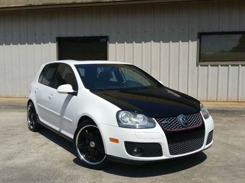 2008 Volkswagen GTI for sale at M & A Motors LLC in Marietta GA