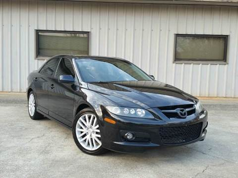 2006 Mazda MAZDASPEED6 for sale at M & A Motors LLC in Marietta GA