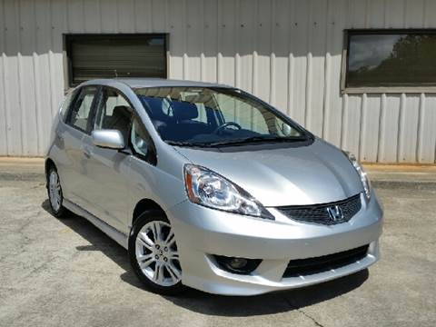 2011 Honda Fit for sale at M & A Motors LLC in Marietta GA