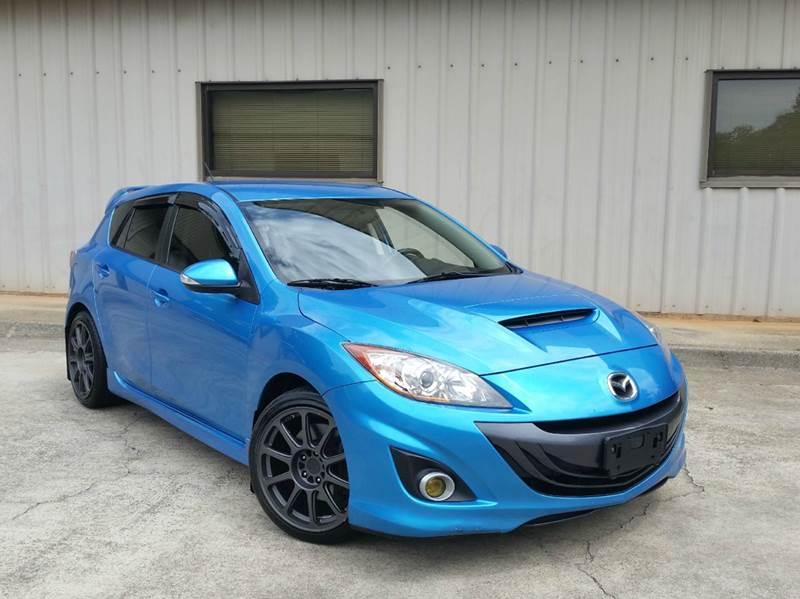2010 Mazda MAZDASPEED3 for sale at M & A Motors LLC in Marietta GA