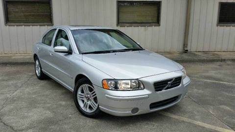 2008 Volvo S60 for sale at M & A Motors LLC in Marietta GA