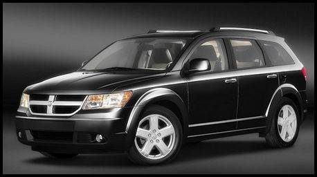 2010 Dodge Journey for sale at M & A Motors LLC in Marietta GA