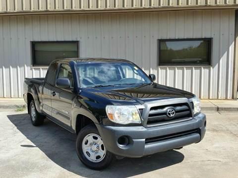 2007 Toyota Tacoma for sale at M & A Motors LLC in Marietta GA