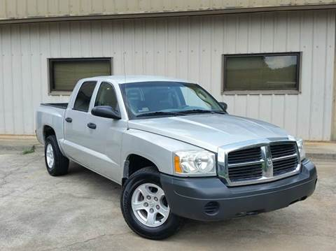 2006 Dodge Dakota for sale at M & A Motors LLC in Marietta GA