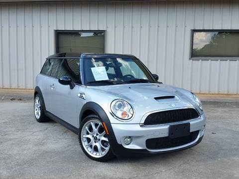 2008 MINI Cooper Clubman for sale at M & A Motors LLC in Marietta GA