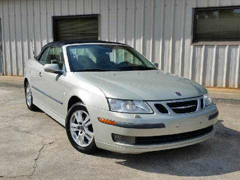 2006 Saab 9-3 for sale at M & A Motors LLC in Marietta GA