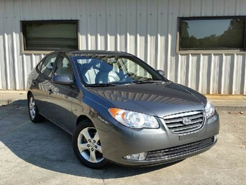 2007 Hyundai Elantra for sale at M & A Motors LLC in Marietta GA