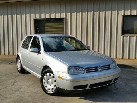 2006 Volkswagen Golf for sale at M & A Motors LLC in Marietta GA