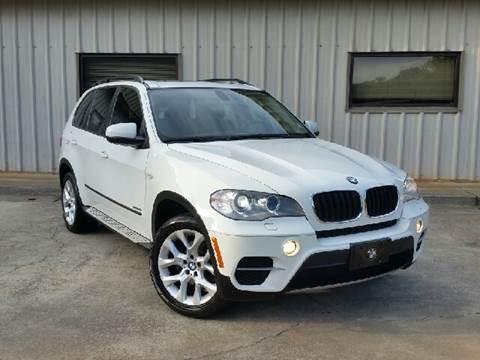 2012 BMW X5 for sale at M & A Motors LLC in Marietta GA