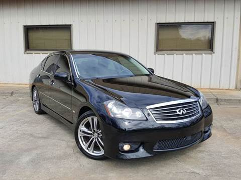2010 Infiniti M35 for sale at M & A Motors LLC in Marietta GA