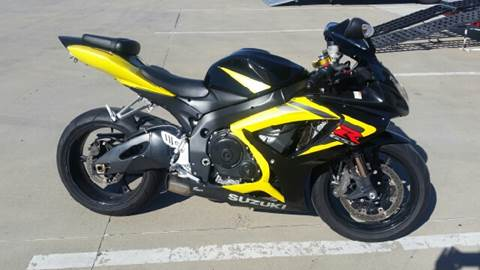 2006 Suzuki GSX for sale at M & A Motors LLC in Marietta GA