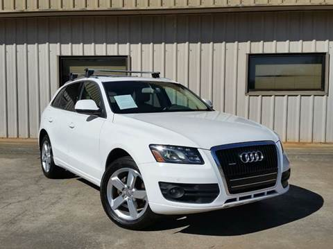 2010 Audi Q5 for sale at M & A Motors LLC in Marietta GA