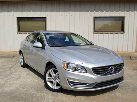 2015 Volvo S60 for sale at M & A Motors LLC in Marietta GA