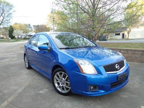2008 Nissan Sentra for sale at M & A Motors LLC in Marietta GA