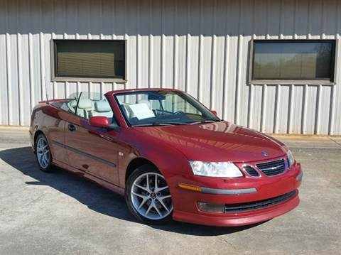 2005 Saab 9-3 for sale at M & A Motors LLC in Marietta GA