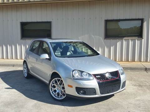 2007 Volkswagen GTI for sale at M & A Motors LLC in Marietta GA