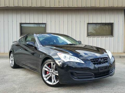 2011 Hyundai Genesis Coupe for sale at M & A Motors LLC in Marietta GA