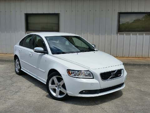 2010 Volvo S40 for sale at M & A Motors LLC in Marietta GA