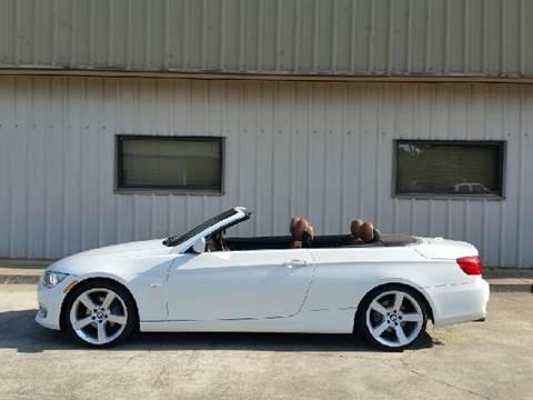 2012 BMW 3 Series for sale at M & A Motors LLC in Marietta GA