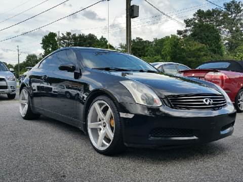 2003 Infiniti G35 for sale at M & A Motors LLC in Marietta GA