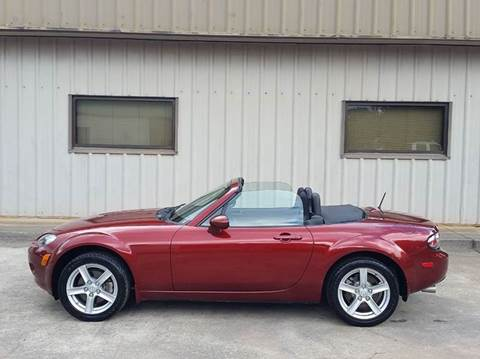 2008 Mazda MX-5 Miata for sale at M & A Motors LLC in Marietta GA