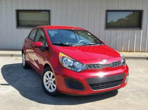 2013 Kia Rio5 for sale at M & A Motors LLC in Marietta GA