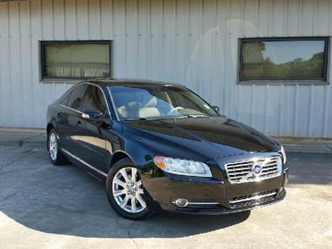 2010 Volvo S80 for sale at M & A Motors LLC in Marietta GA