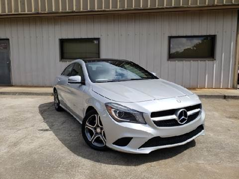 2014 Mercedes-Benz CLA for sale at M & A Motors LLC in Marietta GA