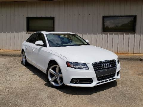 2009 Audi A4 for sale at M & A Motors LLC in Marietta GA