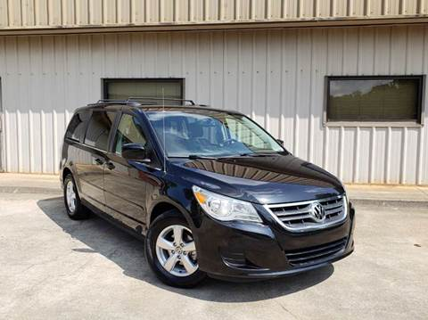 2011 Volkswagen Routan for sale at M & A Motors LLC in Marietta GA