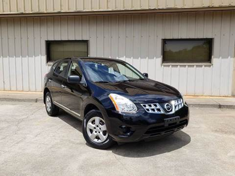 2011 Nissan Rogue for sale at M & A Motors LLC in Marietta GA