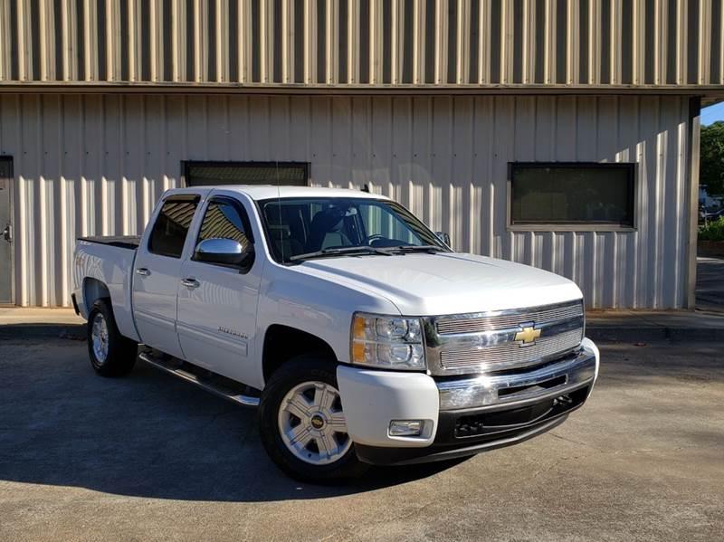 2011 Chevrolet Silverado 1500 for sale at M & A Motors LLC in Marietta GA