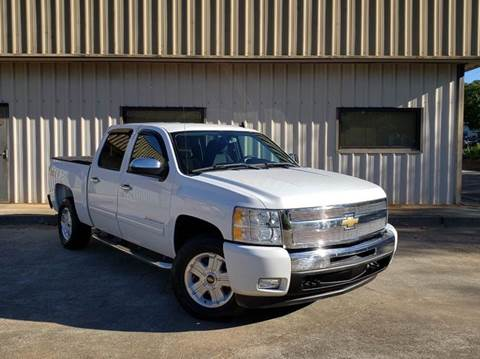 2011 Chevrolet Silverado 1500 for sale at M & A Motors LLC in Marietta GA